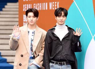 [新闻]180321 钟炫&珉起出席HERA首尔时装周F/W2018 帅气爆发的男友时尚