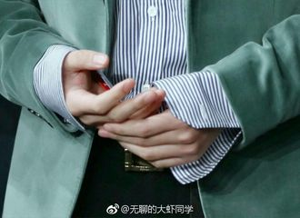 [分享]190325 手控的福利!羡慕李易峰同学可以牵自己的手