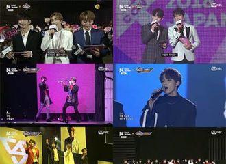 [新闻]180420 Seventeen:KCON MC&精彩舞台,六万八千名目光集中!