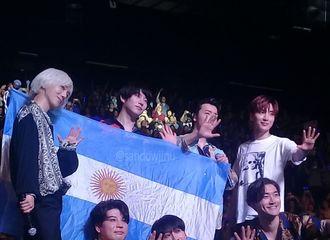 [分享]180421 SS7阿根廷场结束 拉开中美洲演唱会序幕