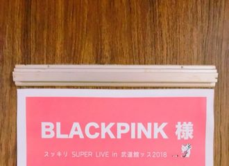 "[分享]180421 超粉嫩待机室名牌 BLACKPINK""SUPER LIVE""公演准备中"