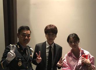 [分享]180421 怕是承包了南韩婚庆公司业务~圭贤又去唱祝歌啦!