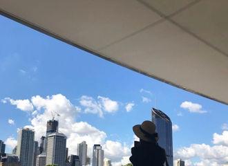 [分享]180518 草帽炫闪亮登场!带着一顶草帽开启游客模式