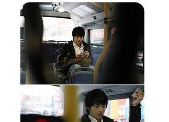 [分享]180616 如果公车上坐着这样的一个人,那你会选择坐在……