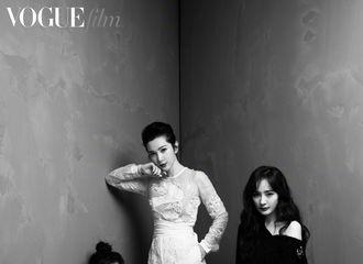 [新闻]180617 VogueFilm时装电影展开幕酒会群像惊艳公开 Angelababy黑白质感大片诠释神秘高贵