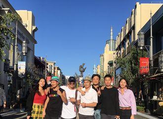 [分享]180620 转移阵地到LA?黄致列美国游客打卡照持续上线