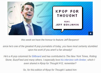 [分享]180621 Billboard K-pop专栏作家Jeff Benjamin采访大赞IU歌词