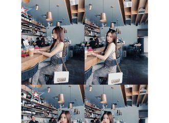 [分享]180623 Tiffany新曲《OVER MY SKIN》持续宣传 日常美照诱发心动!