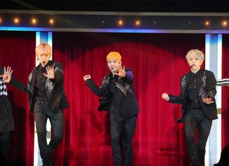 [新闻]180722 【直播公告】EXO-CBX日本巡回演唱会放送直播开始了!