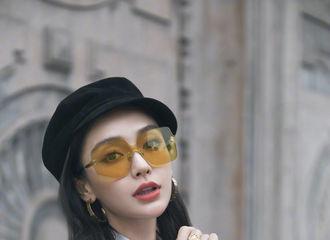 [新闻]180915 Angelababy最新品牌合作大片公开 演绎Dior女郎的简约时尚
