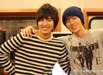 """[新闻]180916 《认识的哥哥》K.Will和李敏镐暖暖的""""兄弟照""""公开"""