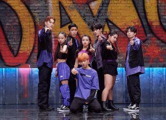 [分享]180921 《Dancing High》官方视觉组!志晟所在Hoya team全员大合照帅气来袭