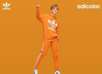 [分享]180922 小橘子来了!鹿晗最新宣传图是酸酸甜甜的芬达汽水!