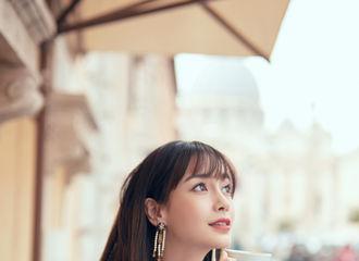 [新闻]180926 《我的真朋友》发布angelababy剧照 仙女程真真悠闲度过午后时光