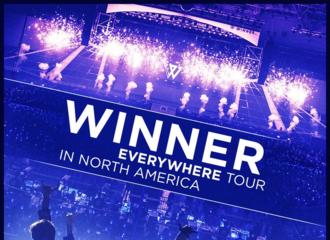 [新闻]181114 WINNER明年1月举办北美巡演 出道以来首次