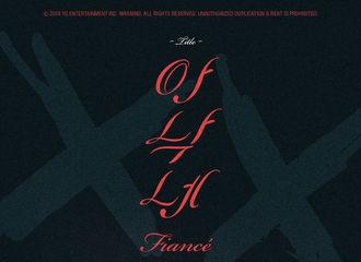 [新闻]181119 旻浩首张solo专辑主打歌《FIANCÉ》预告海报公开