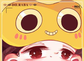[分享]181210 饭绘版迪丽热巴自拍 打开正确戴眼罩自拍方式