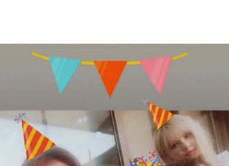 [分享]181212 灵魂P图手 智妍祝恩静-居丽生日快乐