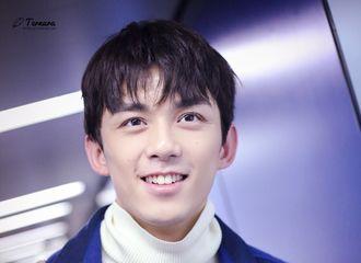 [新闻]181215 吴磊已飞回上海:行走的高糖牛乳,是机场最甜的崽!