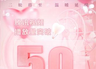 [分享]181215 赵丽颖《倾城》单平台网播量破50亿  第二轮播出已安排上