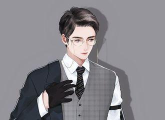 [分享]181216 饭绘西装绅士沈巍 朱一龙挡不住的魅力在线撩人