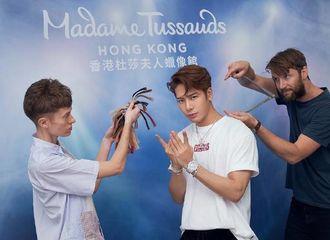 [新闻]181217 王嘉尔首尊蜡像明年亮相香港杜莎夫人蜡像馆