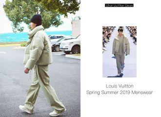 [分享]190114 时尚科普:吴亦凡变身路易威登男孩 成为机场最亮的仔!