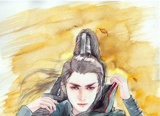 [分享]190119 才系小笼包绘画朱一龙整理 为爱发电,从一而终