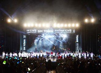 [新闻]190121 SMTOWN智利演唱会圆满结束 点燃智利之夜