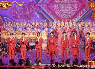 [新闻]190121 朱正廷北京台春晚舞台造型公开 将与老艺术家马德华搭档演出