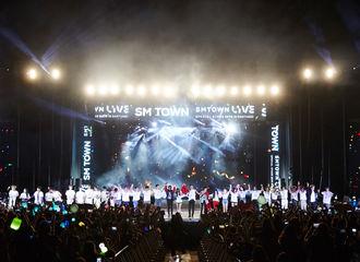 [新闻]190121 SMTOWN智利首个演唱会圆满结束!热情的南美更加火热!