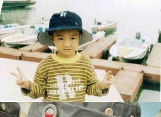 [分享]190218 王俊凯成长向对比图 戴着渔夫帽的少年长大了