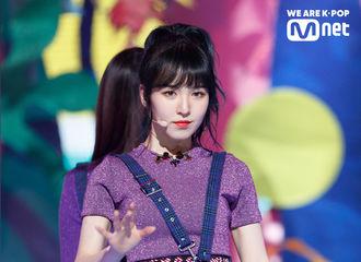 [分享]190221 庆祝Wendy生日 Mnet公开Wendy高清舞台照