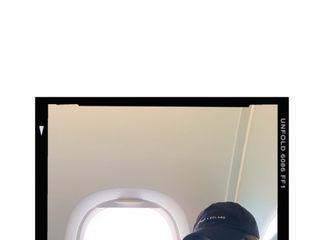 """[分享]190226 """"空中飞人""""又起飞 郑秀妍汇报近况现正前往巴黎的飞机上"""