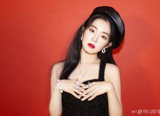 [新闻]190322 RedVelvet Irene珠宝品牌画报公开 迷人的魅力!