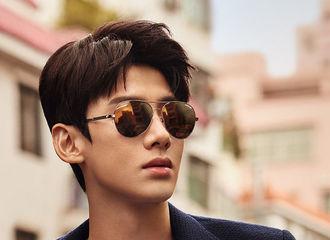 [分享]190322 眼镜大使白敬亭最新大片曝光 实力演绎时尚魅力