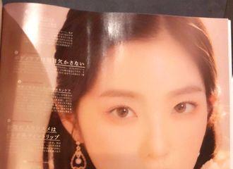 [分享]190322 稳重而美丽的支柱Leader,Irene日本杂志《Ray》采访内容公开