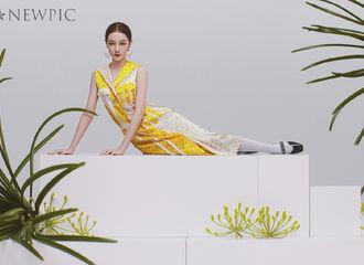 [分享]190324 今日份神颜图已送达 品牌分享迪丽热巴时尚造型