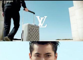[新闻]190325 吴亦凡为某代言品牌拍摄广告新鲜出炉 赶紧去为国际凡尖叫吧!