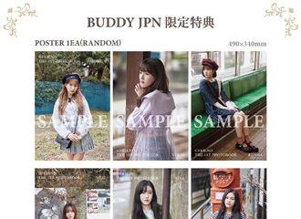 [分享]190412 真情实感的慕了...日本Buddy写真集限定特典有随机海报