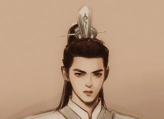 [分享]190413 今天也是适合脑补电视剧的一天:吴亦凡古装饭绘图强势来袭!