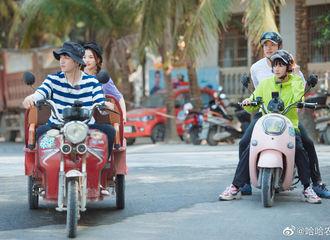 [新闻]190418 王源骑上心爱的小摩托 做整个渔村最靓的崽