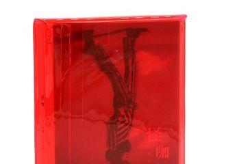 [新闻]190420 薛之谦《怪咖》实体专辑公开 本命年的仪式感连专辑都是大红色
