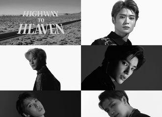 "[新闻]190514  ""回归D-10""NCT 127收录曲《Highway to Heaven》公开引发热议!"