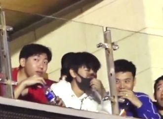 [新闻]190519 王俊凯小伙伴疑似陪同看演唱会 成长同行之幸运