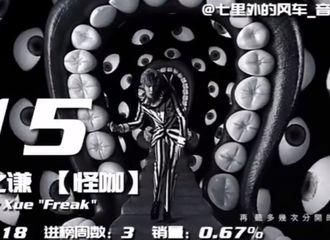 [新闻]190522 5月第3周薛之谦相关榜 内地海外兼专辑音乐汇