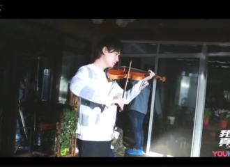 [分享]190522 《我的真朋友》井然拉小提琴花絮 会乐器的小哥哥真的会发光