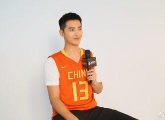 [分享]190524 工作人员分享杨洋采访照并称赞:人帅脸能打!