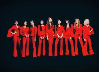 [分享]190524 红西装LOOK全员集齐!为你呈现霸气九兔