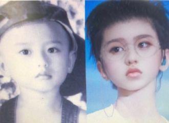 [分享]190524 给蔡徐坤加上宝宝滤镜后 和小小坤简直一毛一样!